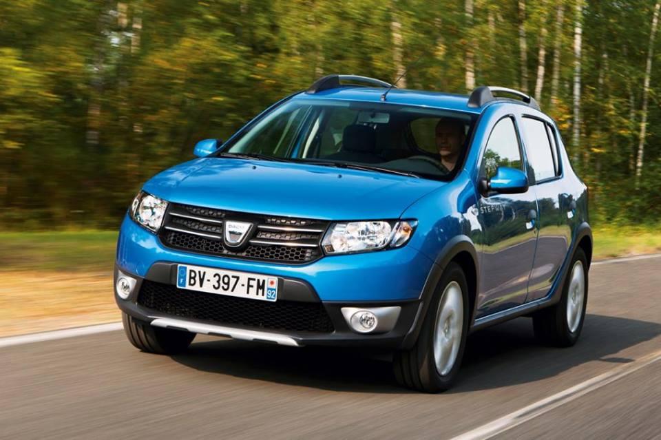 Une Dacia à 3 euros par, c'est ce que l'on appelle une LLD donc une location longue durée