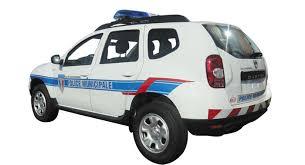 La police adopte Dacia